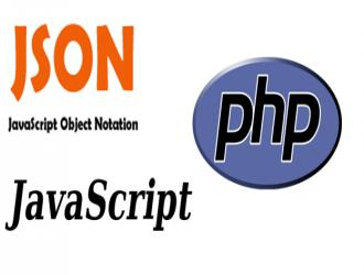 JSON with PHP and Java Script