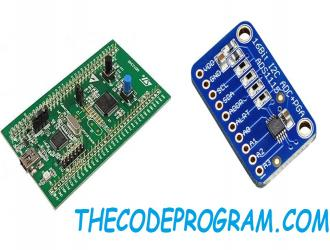 ADS1115 with STM32 CubeMx