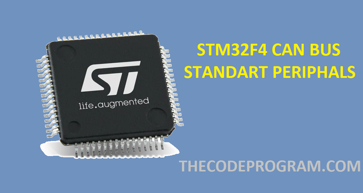 STM32F4 - Std Periphals CAN BUS With CAN Interrupts