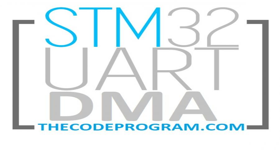 USART DMA Communication in STM32 CubeMx