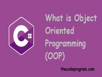 What is Object Oriented Programming (OOP) ?