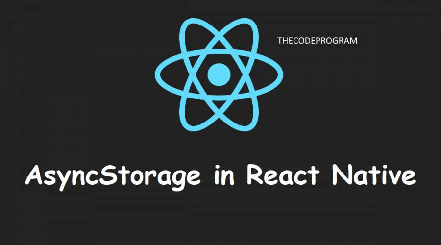 AsyncStorage in React Native