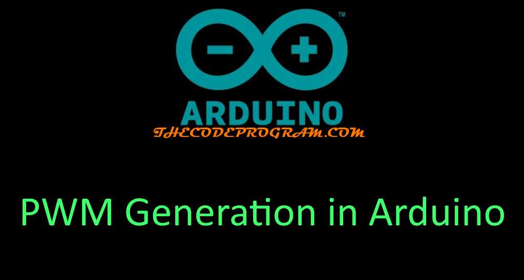 PWM Generation in Arduino