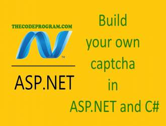 Build your own captcha in ASP.NET and C#