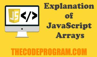 Explanation of JavaScript Arrays