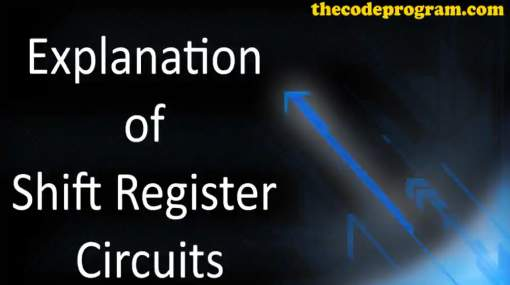 Explanation of Shift Register Circuits