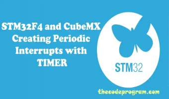 STM32F4 and CubeMX Creating Periodic Interrupts with TIMER